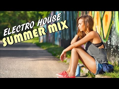 Electro House Chart Mix I SUMMER PARTY DANCE MIX 2017