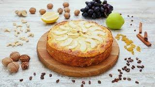 Яблочно-творожная запеканка - Рецепты от Со Вкусом