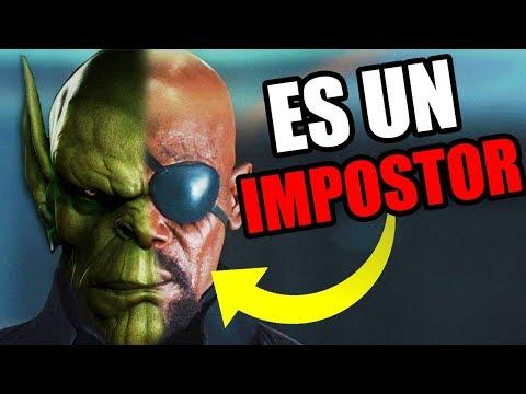 Teoria: Nick Fury es un Skrull - Wefere Juegos