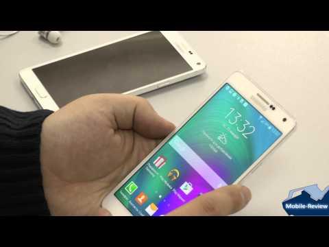 Видеообзор Samsung Galaxy A7