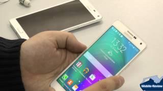 Видеообзор Samsung Galaxy A7(Наш сайт: http://mobile-review.com/ Наш твиттер: https://twitter.com/mobilreview Наш ВК: http://vk.com/mobilereviewcom Наш FB: ..., 2015-01-25T19:24:46.000Z)