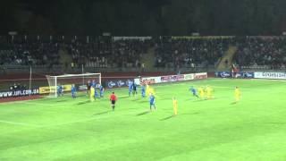 Україна U21 - Ісландія U21 08.10.15