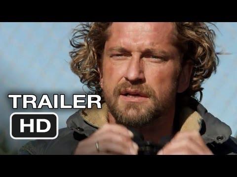 Chasing Mavericks Official Trailer #1 (2012) Gerard Butler Surfing Movie HD