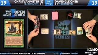 SCGINDY - Legacy - Round 5b - Chris Vanmeter vs David Gleicher