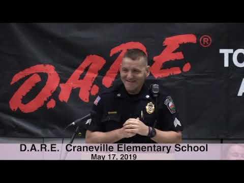 D.A.R.E.  Craneville Elementary School