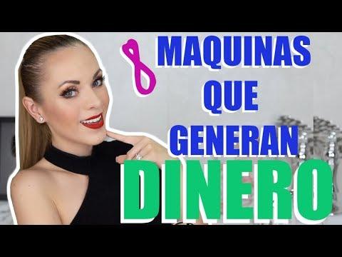 8 MÁQUINAS QUE GENERAN DINERO DESDE CASA!