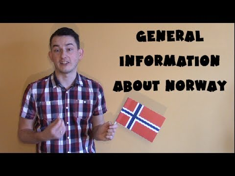 Norway #1 - General information about Norway