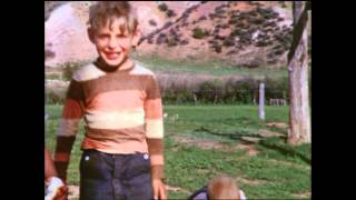 Big Horn Mountains Ranch 1951,  8mm Kodachrome, transferred 1080p HD at CinePost