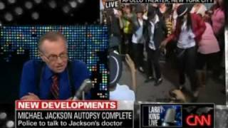 Larry King Live Special-Remembering Michael Jackson Part 4