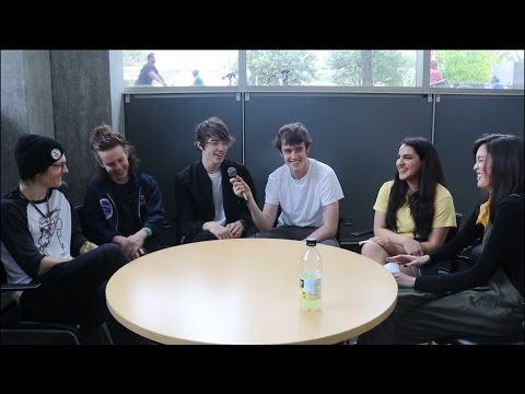 Alt Philanthropy Interview with Hippo Campus