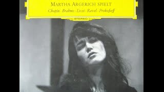 Chopin - Scherzo in C sharp minor, Op. 39 no. 3 (Martha Argerich)