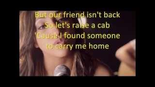 Video We are young - Alex G feat. Jon D (Lyrics Version) download MP3, 3GP, MP4, WEBM, AVI, FLV Agustus 2018