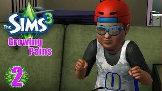Joy Ride | Growing Pains [S1: Ep.2 The Sims 3]