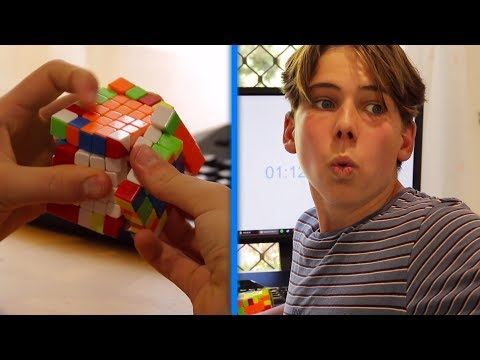 When Big Cubes Pop... | Cubing Skit