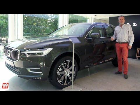 2017 Volvo XC60 [PRESENTATION] : tout ce qu'il faut savoir sur le nouveau SUV
