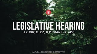 Subcommittee for Indigenous Peoples of the United States Legislative Hearing EventID=109959