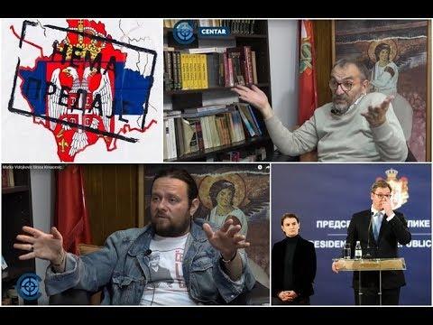 MARKO VIDOJKOVIĆ I SINIŠA KOVAČEVIĆ Oštro o Vučiću, Kosovu i demokratiji