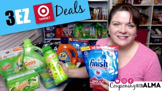 3 EZ Target Couponing Deals of the Week!