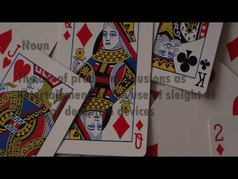 Adam The Magic Man Intro