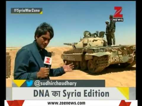 DNA : Analysing the dreadful conditions of Syrian war in Damascus and Palmyra, Part-II