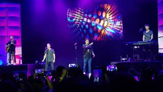 One More Try A1 live in Manila 2018