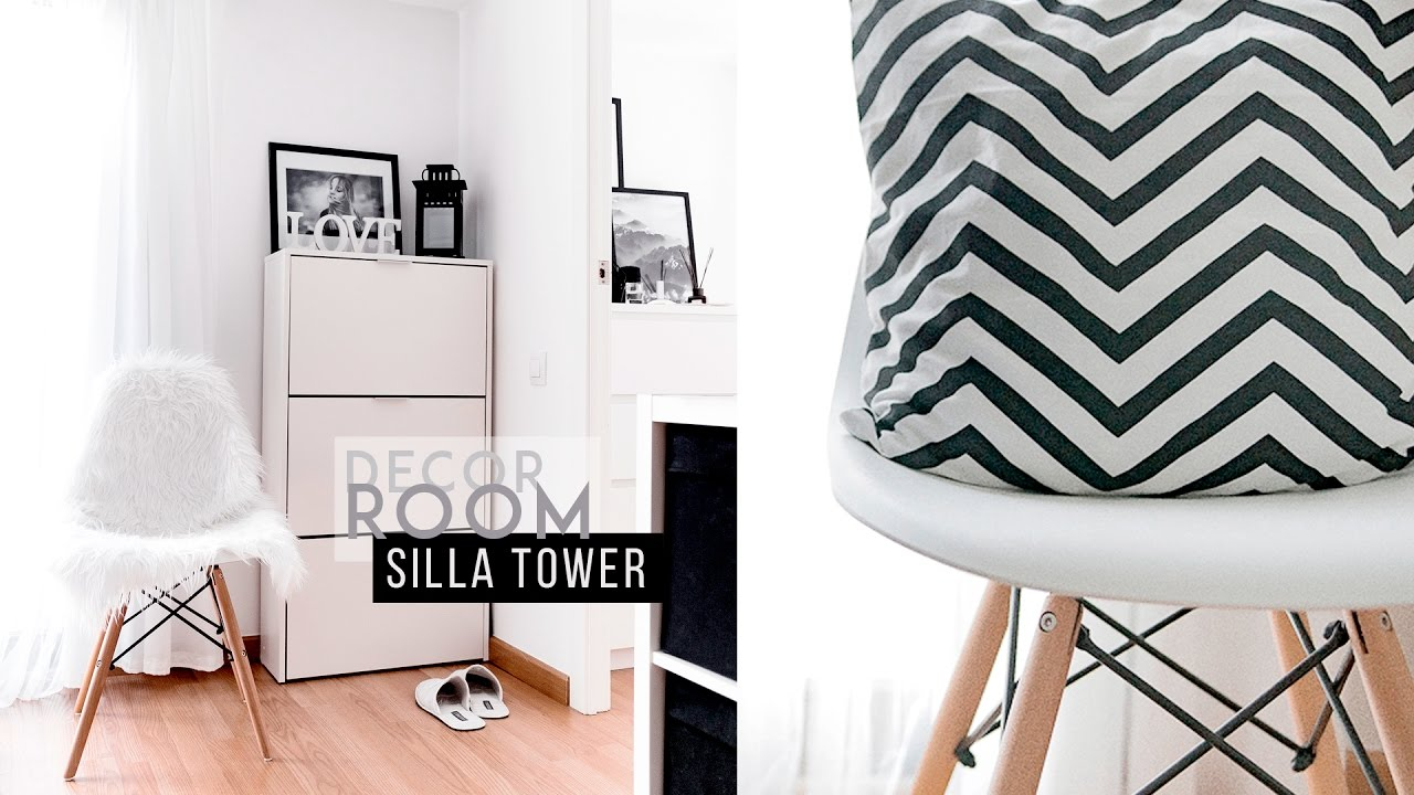 Sillas Tower Silla Eames Dsw Tower Como Montar Silla Tower Review