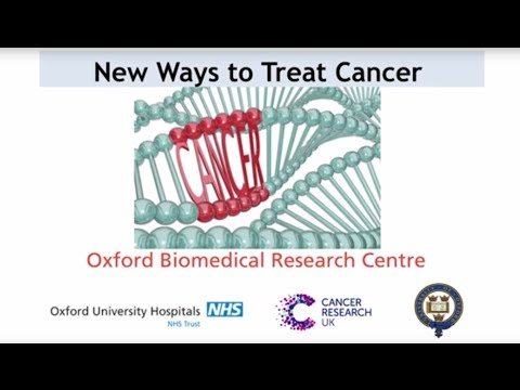 New Ways to Treat Cancer - Prof. Adrian Harris - Oxford BRC Open Day 2016