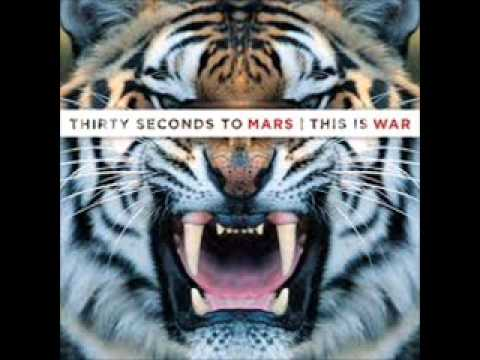 30 SECONDS TO MARS - THIS IS WAR - CLOSER TO THE EDGE