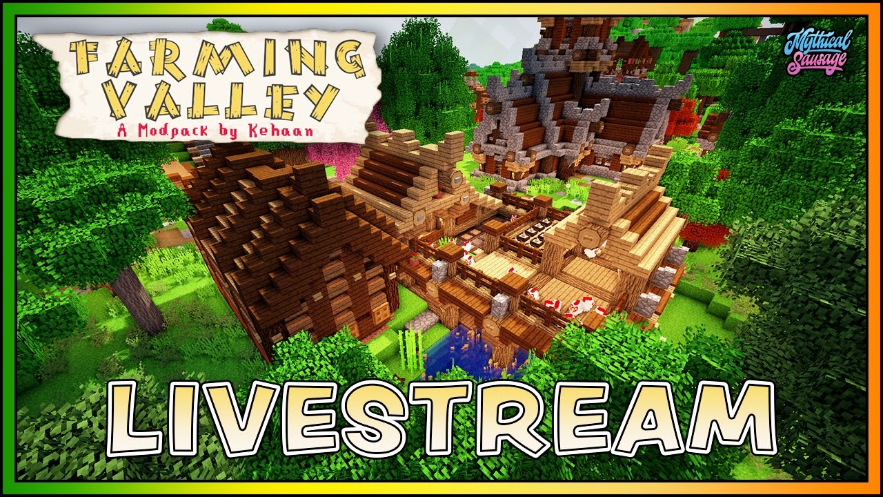 how to download farming valley minecraft