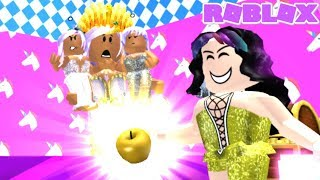 la figlia di Gold Digger (parte 4): Contadino alla Principessa (Roblox Story)
