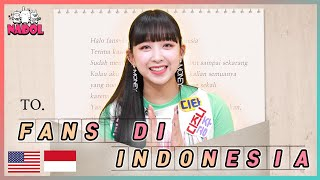 SECRET NUMBER(시크릿넘버) DITA☆ I am not popular in Indonesia...?…