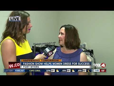 Dress for Success Fashion Show Fundraiser