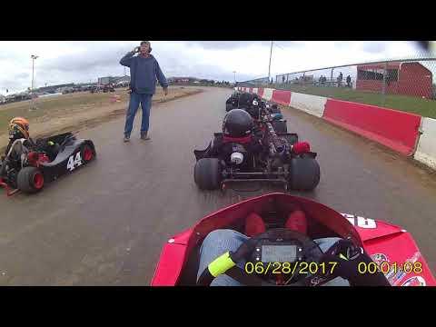 4/7/19 Little Eldora Speedway feature 4th