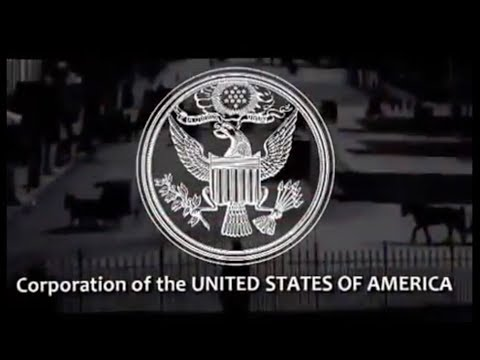 Anonymous   The Act Of 1871   The UNITED STATES is a CORPORATION