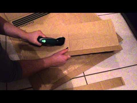 test de la visseuse bosch ixo avec l 39 embout in dit cutter youtube. Black Bedroom Furniture Sets. Home Design Ideas