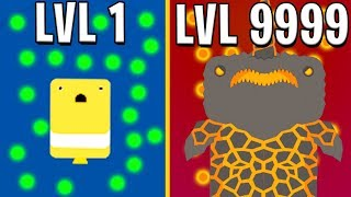 DON'T EAT ME!! WHAT IS THE MAX LEVEL 9999? - DEEEEP.IO