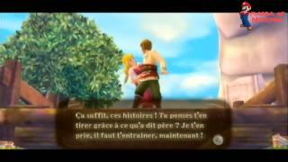 The Legend of Zelda Skyward Sword - Mania of Nintendo - Unboxing/Découverte Wii