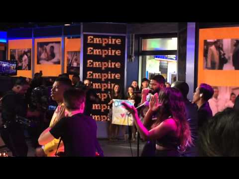 Jussie Smollett & Yazz - You're So Beautiful (live)