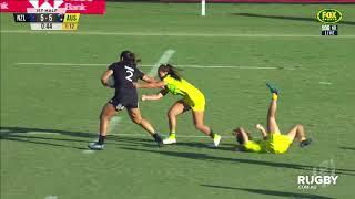 2019 Sydney 7s final: Aussie Women vs New Zealand
