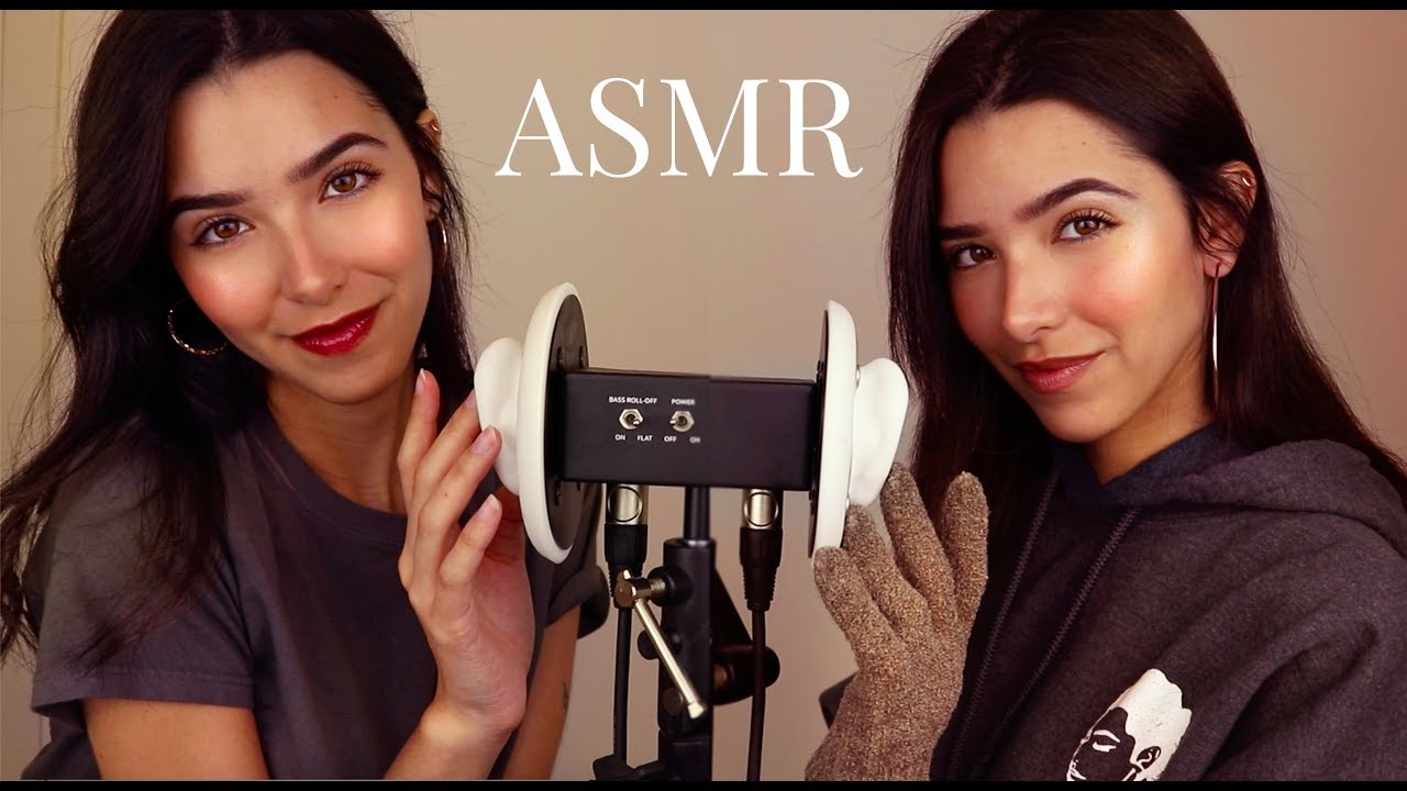 Image result for ASMR Twin Ear Cleaning glow