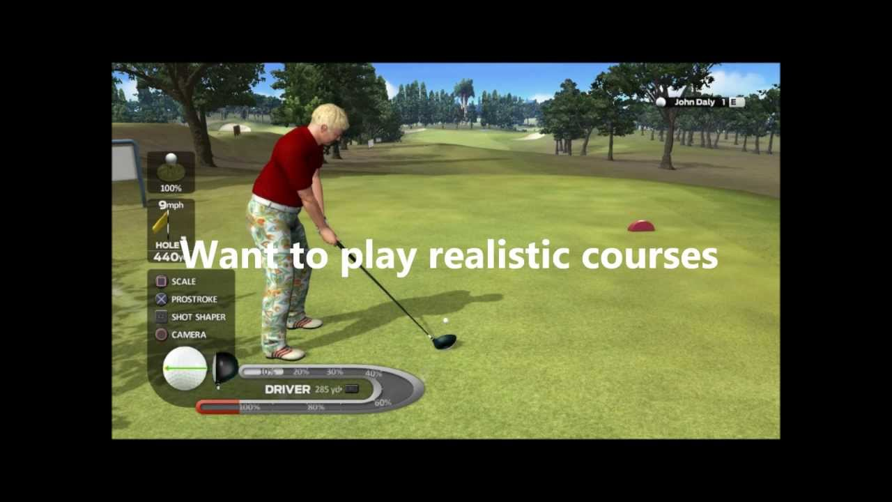 Golf Online Game