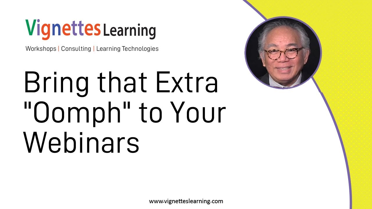 A Masterful Virtual Trainer Tip: Bring that Extra