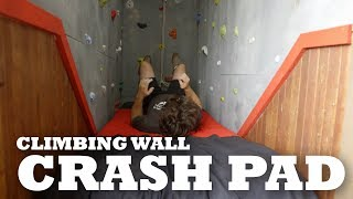 How to make a Climbing Wall Crash Pad
