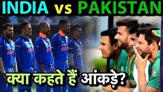 Asia Cup Ind vs Pak: INDIA vs Pakistan, क्या कहते हैं आंकड़े?  | Sports Tak