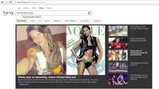 Get Started withBing Video