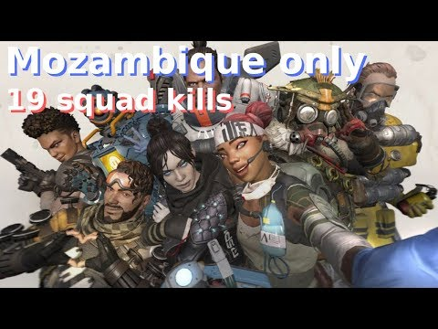 19 Squad Kills Mozambique Only