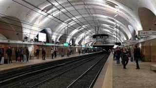 20190414_ローマの地下鉄