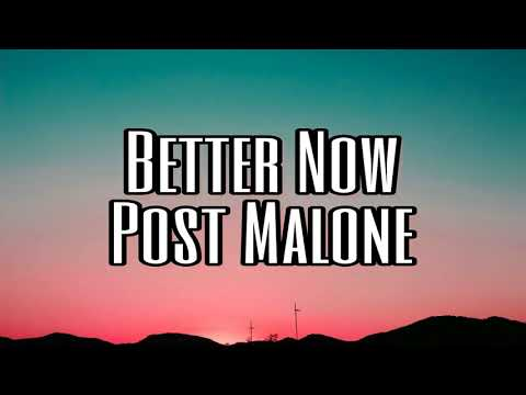 Post Malone - Better Now (Rock version)| FREE COPYRIGHT