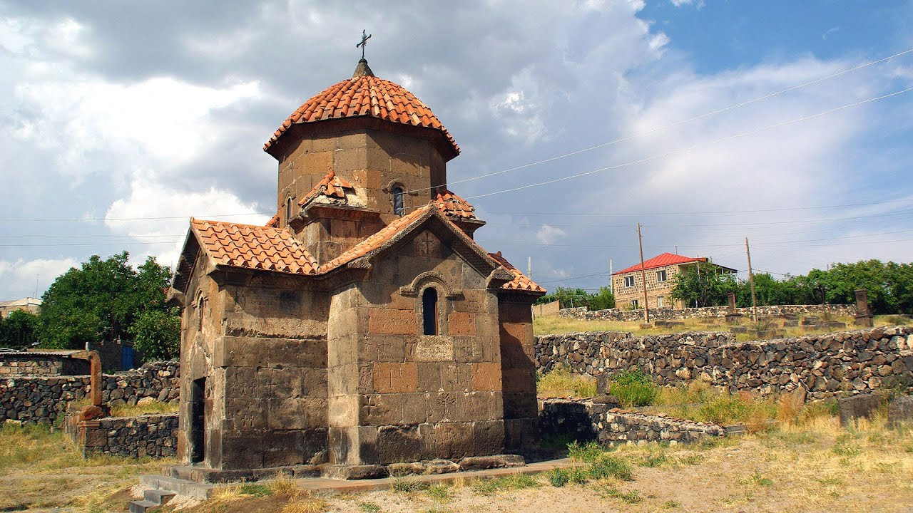 Karmravor Church | Ashtarak | HD