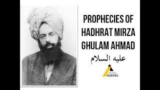 Prophecies of Ahmad - Response to Ex Muslims (Ahmadiyya)